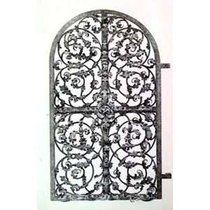 Wrought Iron Gate VII Poster Print
