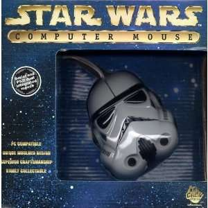 Star Wars Storm Trooper Computer Mouse
