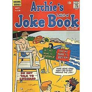Archies Joke Book (1953 series) #128 Archie Comics