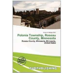 Polonia Township, Roseau County, Minnesota (9786200500137