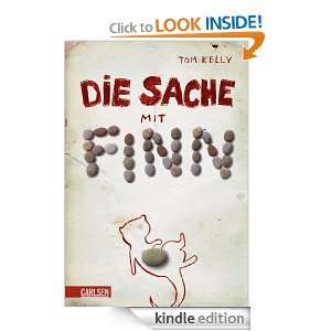 Die Sache mit Finn (German Edition) Tom Kelly, Ingo Herzke