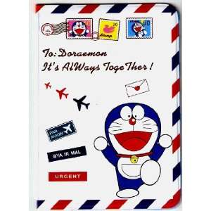 Doraemon ????? Nobita Robot Cat Airmail Passport Cover