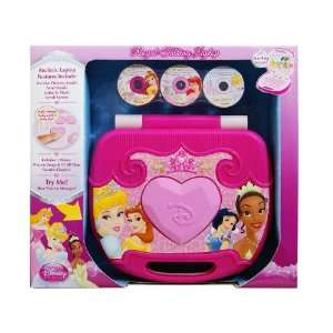 Disney Princess Royal Talking Laptop Toys & Games