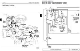 john deere t105c t105s t30c t30s t23s xt trimmer manual