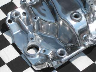 23000 BBC Big Block Chevy Procomp Intake Polished