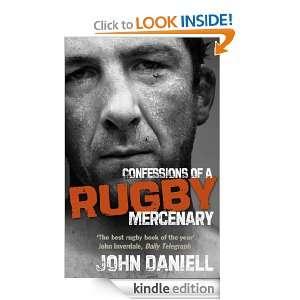 of a Rugby Mercenary John Daniell  Kindle Store