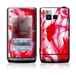 LG Dare VX9700 Skin Sticker Decal Cover   Rose Red