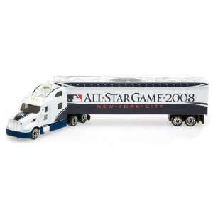 2008 MLB All Star Game Peterbilt Tractor Trailer Die Cast