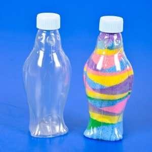 Plastic Penguin Sand Art Bottle (pack of 24) Toys & Games