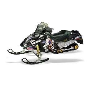 AMR Racing Ski Doo Rev Sled Snowmobile Graphics Decal Kit
