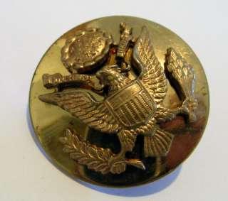 Vintage Military Pin Badge Button Militaria