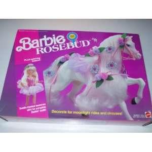 Barbie Rosebud Horse (Dream Horse) Toys & Games
