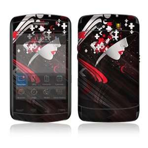 Ronnida Decorative Skin Decal Cover Sticker for BlackBerry
