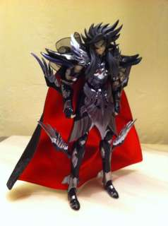 Saint Seiya Cloth Myth Hades Only sells Red cloak Handmade Sale Free