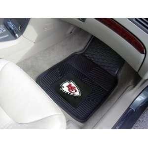 Kansas City Chiefs Vinyl Car/Truck/Auto Floor Mats Sports