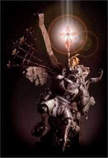 Full Metal Alchemist Ed & Al Elric Sculpture Arts Statue Figure 08147