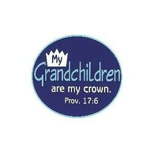 Euro Sticker My Grandchildren/prov. 176 Pack of 6