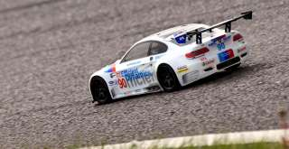 New HPI Racing Nitro RS4 3 EVO+ RTR BMW M3 GT2 Body