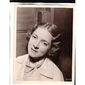 Helen Hayes Photograph Metro Goldwyn Mayer