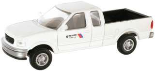 Atlas HO Scale Ford F 150 Pickup Truck models look just like the real