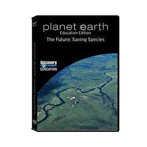 Planet Earth: The Future: Saving Species DVD:  Industrial
