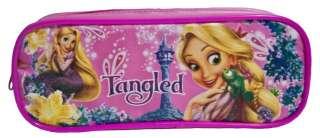 Disney Princess Tangled Rapunzel 1 Zipper School Pencil Case Cosmetic