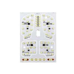 exLED Custom Interior LED Lights Kit Kia Optima Two piece
