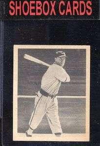 1939 Play Ball 115 Ralph Kress NM