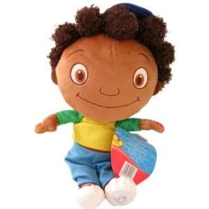com Disney Baby Einstein 12 Talking Quincy Plush Doll Toys & Games