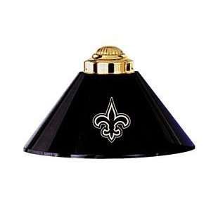 New Orleans Saints NFL 3 Shade Pool Table Light   18 4031 3S
