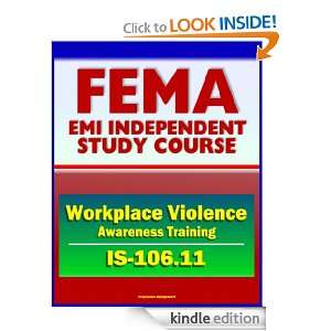 21st Century FEMA Study Course: Workplace Violence Awareness Training