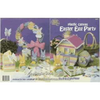 Plastic Canvas Easter Egg Party [Paperback]