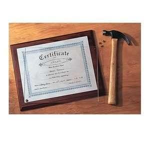 Northwest Trophy Certificate Plak Kit Kitchen & Dining