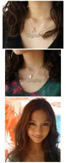 Fashion Golden Heart Wish Skull Wing Peace Cross Bowknot Charm Pendant