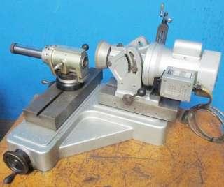 CUTTER MASTER FCG 30 ENDMILL & TOOL CUTTER GRINDER SHARPENER MACHINE