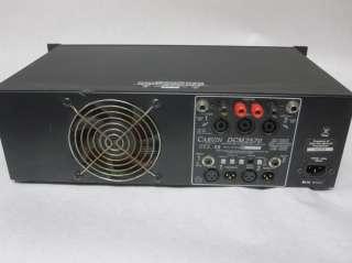 Carvin DCM2570 Professional Stereo Power Amplifier Amp 2400 Watt 2400W