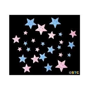 Glow In The Dark Smiley Stars ~ Glow In The Dark Items