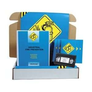 Industrial Fire Prevention Safety Meeting Kit (Video