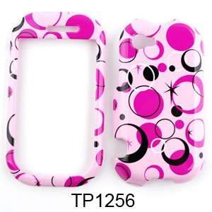 Sharp Kin 2 Colorful Circles on Pink Hard Case/Cover