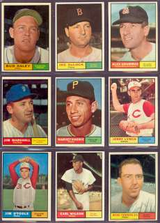 1961 Topps #188 Jim Marshall Giants (Near Mint)