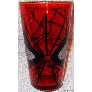 Marvel Comics SPIDERMAN 16 oz Boxed GLASSWARE: Everything
