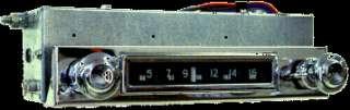 1955 1959 GMC Truck/Suburban Radio AM/FM Stereo 56 57
