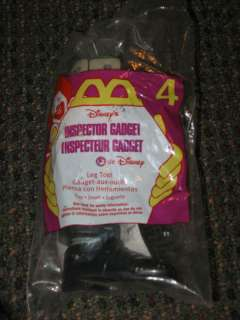 1999 Inspector Gadget McDonalds Happy Meal Toy #4