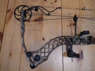Compound Bow Package LH 70# 29 wih V3 Vforce ICE Arrows |