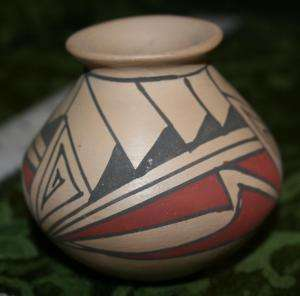 Mata Ortiz Pottery   Polychrome Jar   Not Signed