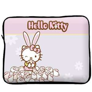 hello kitty v11 Zip Sleeve Bag Soft Case Cover Ipad case