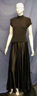 NWT Black Formal TADASHI Full Length Dress   6