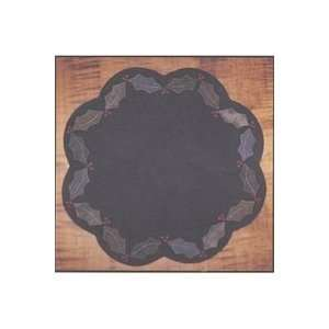 & Berries Table Mat by Primitive Gatherings Backyard Quilts Pattern