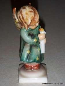 Hummel Figurine HEAVENLY ANGEL Goebel #21/0 TMK6 1986