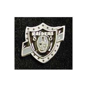Oakland Raiders Team Logo Pin (2x)